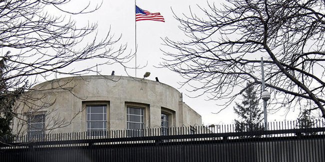 ABD büyükelçiliğine ateş açılması davasında karar