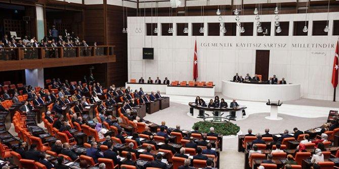 İYİ Parti'nin araştırma önergesi AKP ve MHP'nin oylarıyla reddedildi