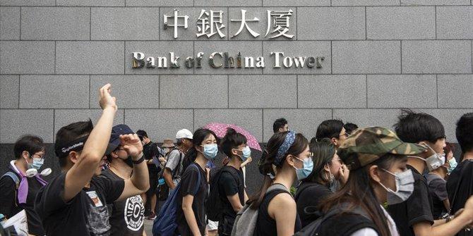 Hong Kong'da yeni gelişme...