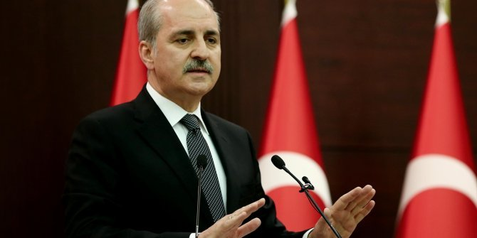 Numan Kurtulmuş'tan CHP eleştirisi: Çok değiştiler zannettik