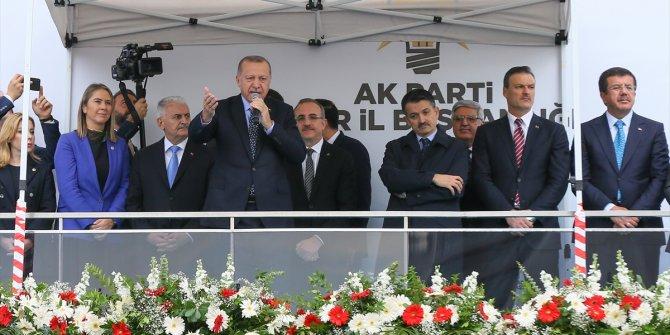 Cumhurbaşkanı Erdoğan'dan 'Saray'a giden CHP'li açıklaması'