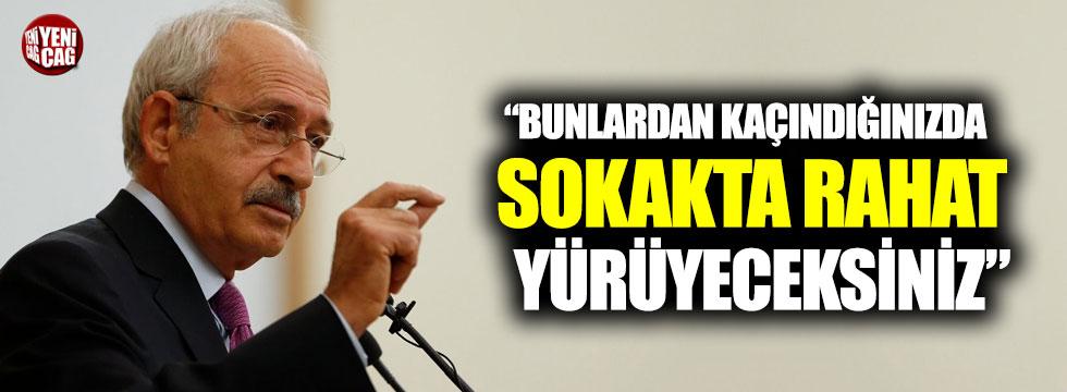 Kemal Kılıçdaroğlu'ndan israf ve şatafat açıklaması