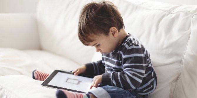 3-6 yaş arası çocuklar için '20 dakika' uyarısı