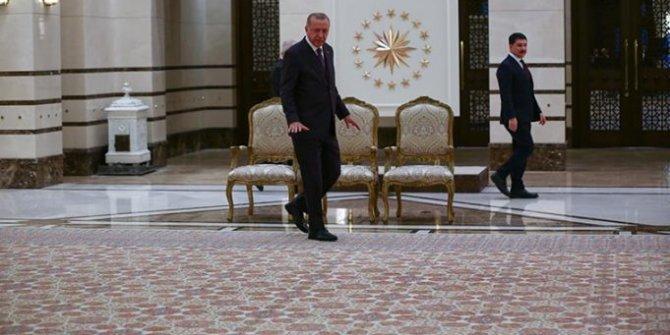 Erdoğan'ın 108 metrekarelik halısı
