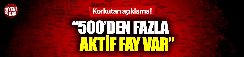Kandilli Rasathanesi Müdürü Haluk Özener'den korkutan açıklama!