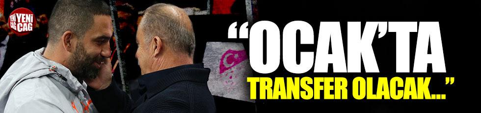 """Arda Turan Galatasaray'a transfer olacak gibi"""