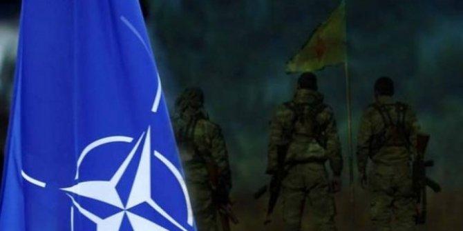 NATO için YPG terörist değil ortak