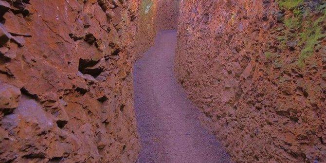 İnşaat kazısında 3 bin yıllık kalıntı bulundu!