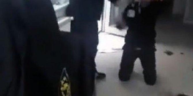 Müdürden, kadın görevlilere tekme tokat saldırı