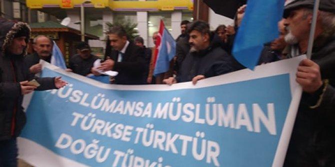 Malatay'da İYİ Kalpler Türkistan için attı