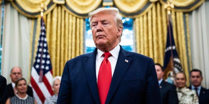 Trump'ın azli için kritik talep!