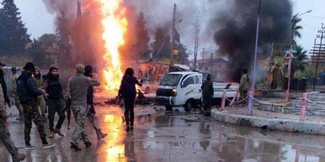 MSB duyurdu: PKK'lı teröristler sivillere saldırdı