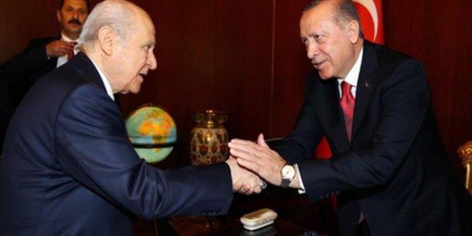 Cumhur İttifakı'nda 'yeni parti' krizi
