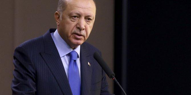 Erdoğan'lara arz ederim…