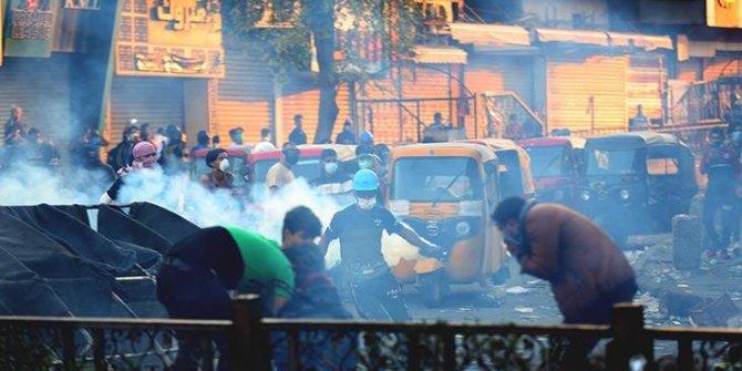 Irak'ta göstericilere ateş açıldı: 7 kişi öldü