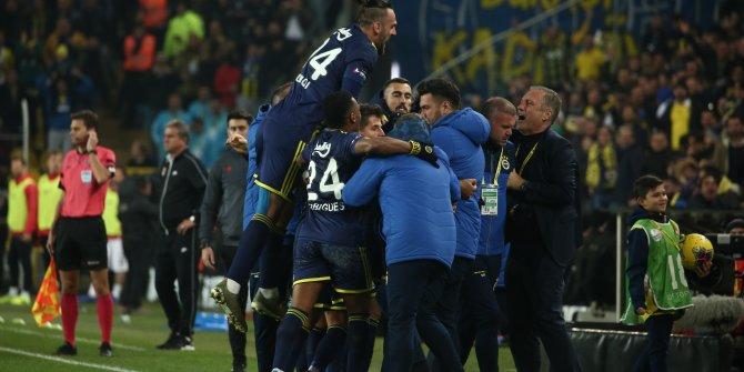 Fenerbahçe - Gençlerbirliği: 5-2 (Maç Özeti)