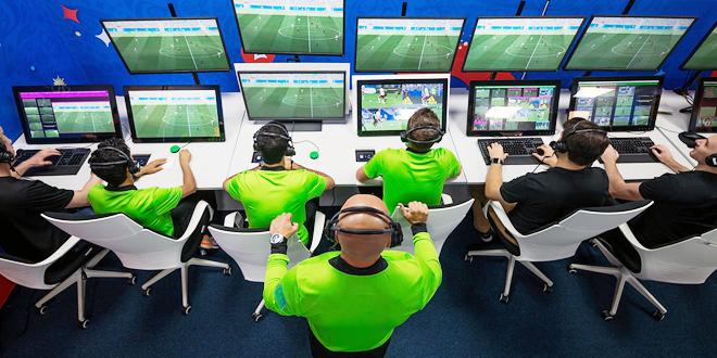 VAR'da çizgi sorunu! UEFA devreye girdi