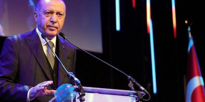 Recep Tayyip Erdoğan'dan Ahmet Davutoğlu'na Şehir Üniversitesi tepkisi