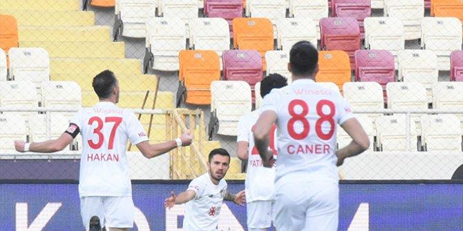 Yeni Malatyaspor-Sivasspor: 1-3 (Maçın özeti)
