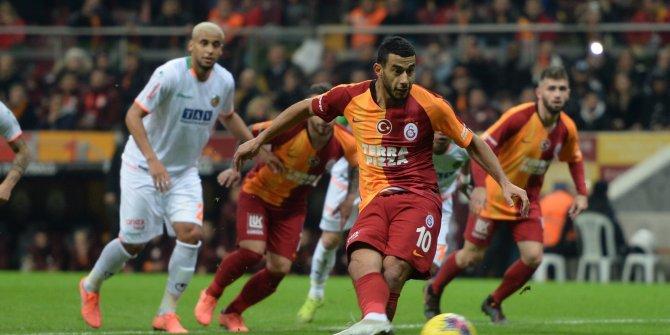 Galatasaray-Alanyaspor: 1-0 (Maç özeti)