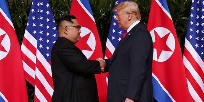 Kuzey Kore'den ABD ile müzakere açıklaması