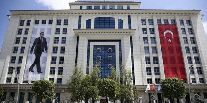 AKP Genel Merkezi'ni 'Cumhurbaşkanlığı koruyor' iddiası