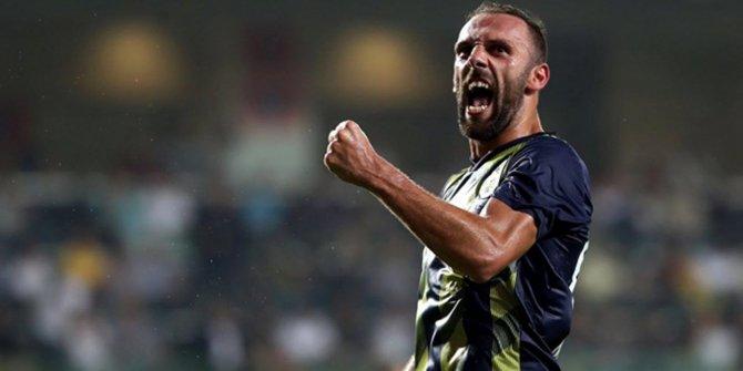 Vedat Muriqi Fenerbahçe'de rekora koşuyor