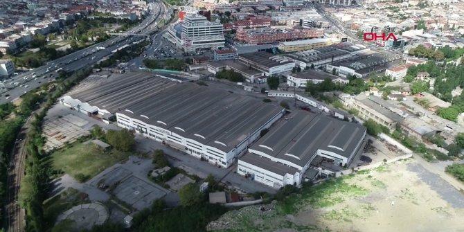 Uzel fabrikası çalışanlarına Haluk Levent'ten destek