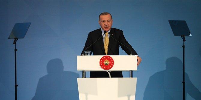 """Recep Tayyip Erdoğan: """"Müslümanlar zekat verse fakir kalmaz"""""""