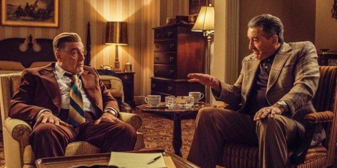 Netflix, The Irishman'ın izlenme sayısını açıkladı! Tek seferde izleyenler...