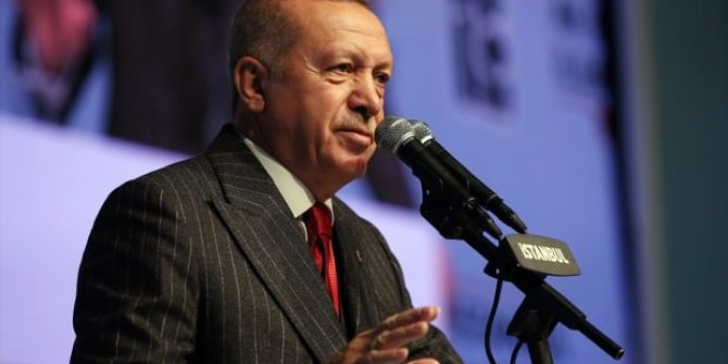 Recep Tayyip Erdoğan'dan Nobel tepkisi