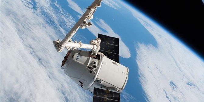 'Süper fare'li kargo Uluslararası Uzay İstasyonunda!