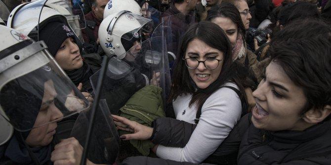 'Las Tesis' eyleminde gözaltına alınan kadınlarda yeni gelişme