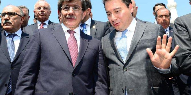 Babacan ve Davutoğlu hakkında soruşturma!
