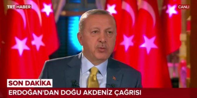 """Cumhurbaşkanı Erdoğan: """"Libya'ya desteğe gidebiliriz"""""""