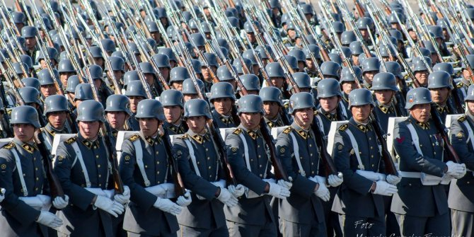 Şili ordusuna ait uçak kayboldu