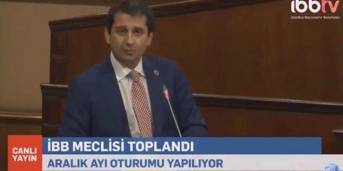 """İbrahim Özkan'dan AKP'ye: """"Siz, yaşanmamış hayatlarla günah üretenlersiniz"""""""