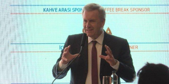 TÜSİAD toplantısında Almanca krizi