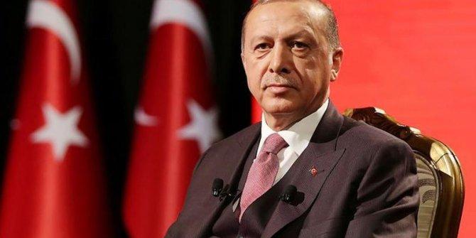 Erdoğan'dan Roman açılımı