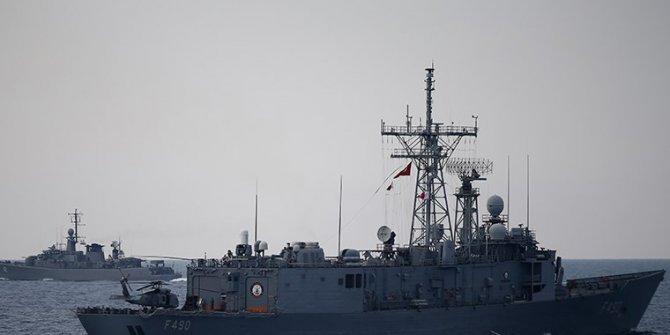 Doğu Akdeniz'de soğuk savaş