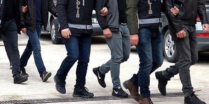 FETÖ operasyonunda çok sayıda kişi gözaltında