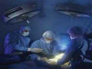 Ögretmenin ameliyatı...