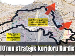 NATO'nun stratejik koridoru Kürdistan