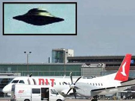 Ve o UFO'nun sırrı çözüldü!