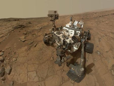 Mars'ta yaşam izleri!