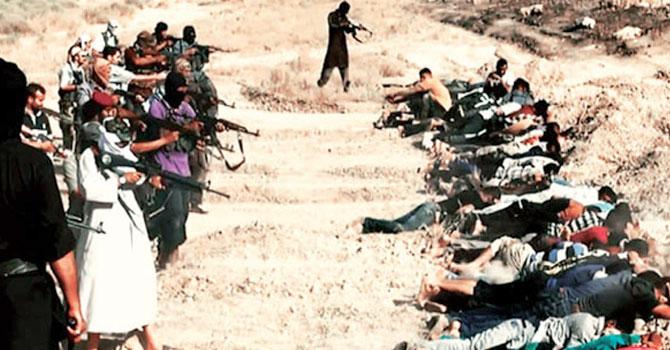 Kerbela'da Türkmen katliamı