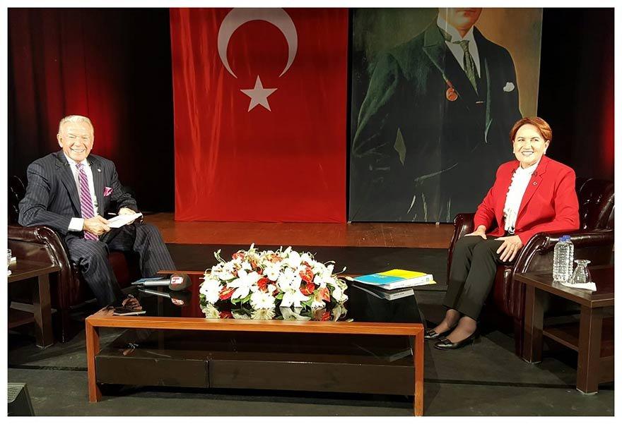 Akşener: Erdoğan'ın tek korktuğu kişi benim…