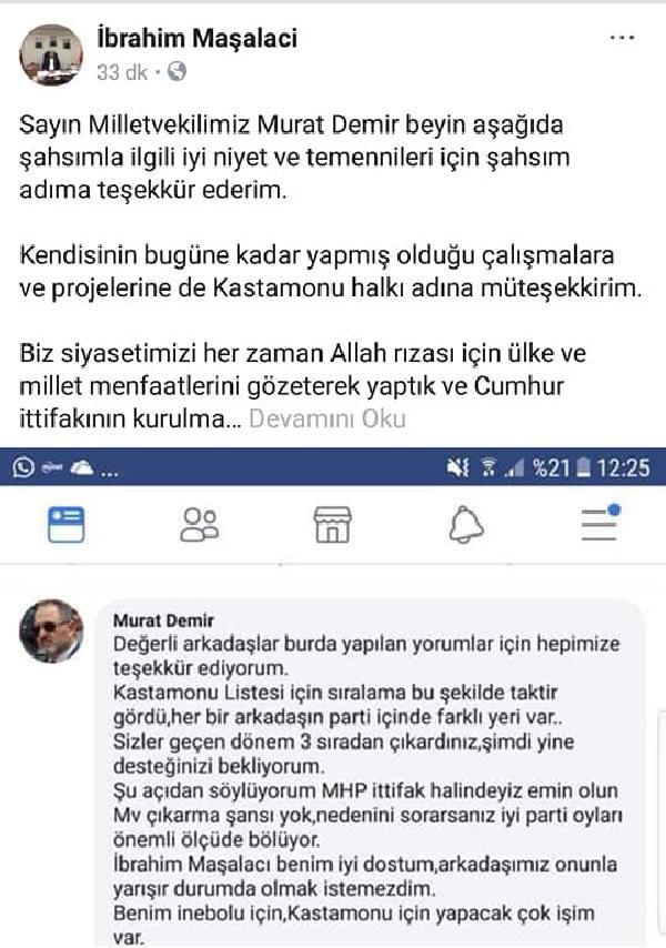AKP'li isimden flaş sözler…