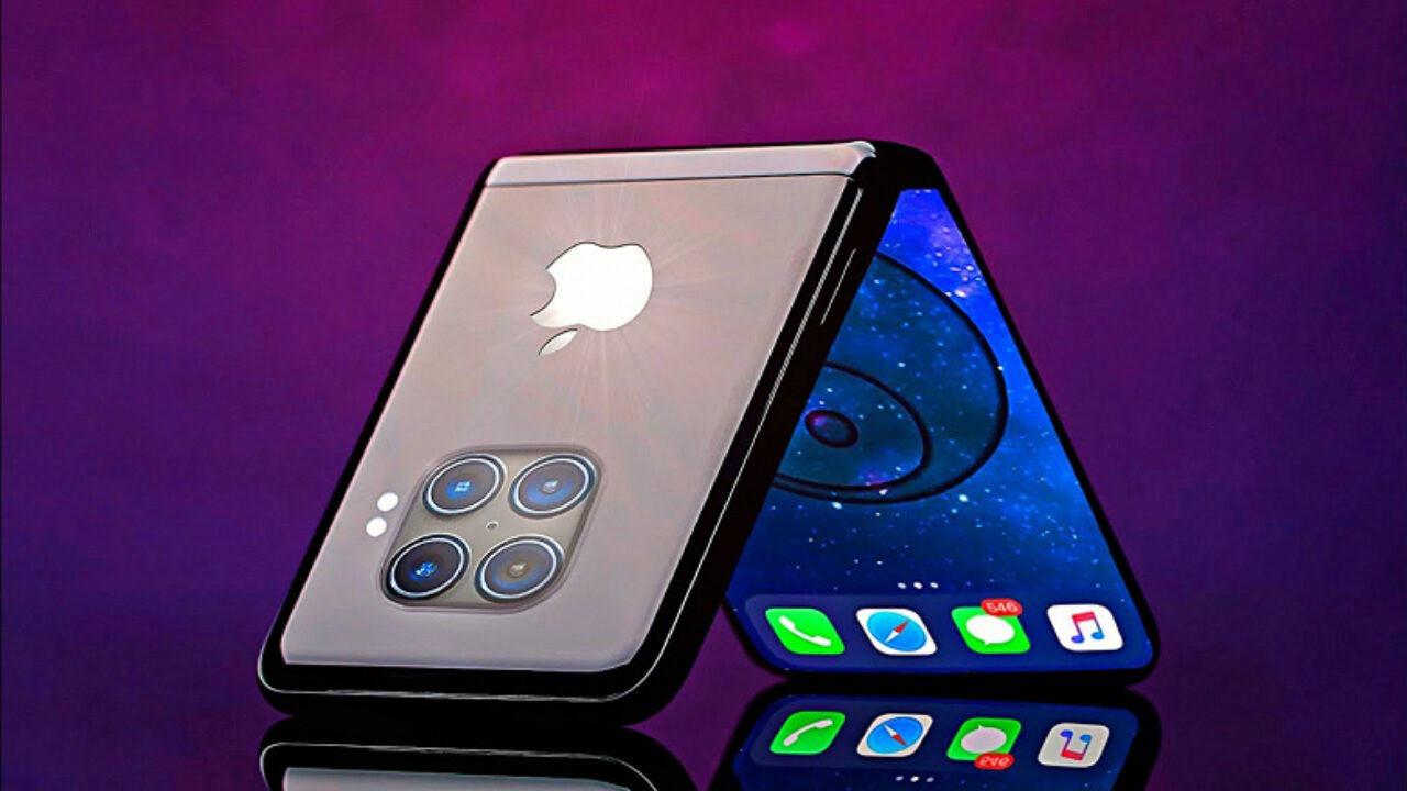 iPhone katlanabilir ekran için Samsung'un kapısını çaldı