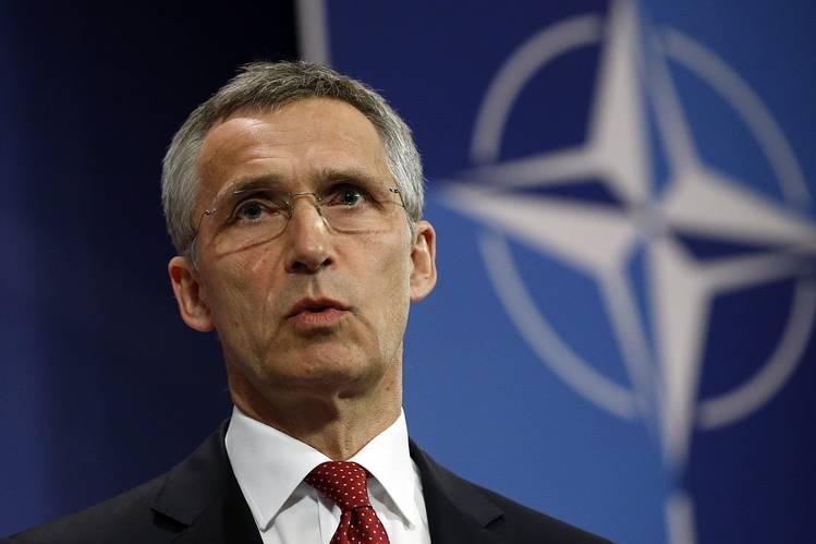 Stoltenberg, NATO'nun Suriye'de yaşananlara neden müdahale etmediğini anlattı